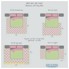 Sizes Of Area Rugs What Size Rug For Bedroom Area Rugs New Bedroom Rug Placement