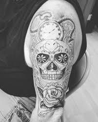 30 mind blowing skull tattoos ideas
