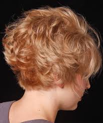 curly and short haircut showing back curly archives page 7 of 36 short hairstyles gallery 2017