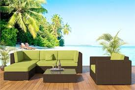 Bellagio Patio Furniture Viro Wicker Usa Viro Bellagio Modular Outdoor Wicker Sectionals
