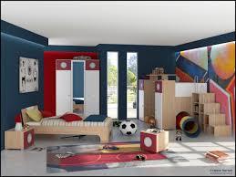 Soccer Boys Sports Room Decor Unbelievable Bedroom Inspiration - Sports kids room