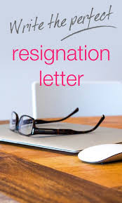 best 25 how to write a resignation letter ideas on pinterest
