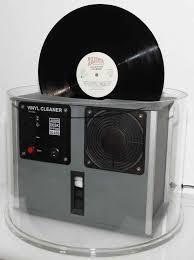 plexiglas housing for audio desk vinyl cleaner
