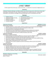 Emailing Resume For Job by Curriculum Vitae Garrick Zikan Example Of A Cover Letter For A