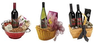 gift baskets with wine gift shop tassel ridge winery