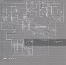 waterford residence floor plan waterford residence 23 kim yam road 3 bedrooms 1819 sqft