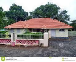 kerala model house stock photo image 46477979