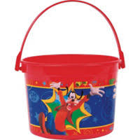 personalized easter buckets build your own mickey mouse easter basket party city