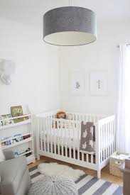 baby room lighting ideas stunning white baby room ideas with round hanging l