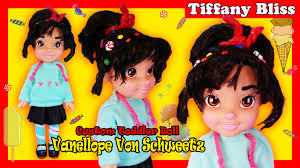 custom vanellope von schweetz wreck ralph disney princess
