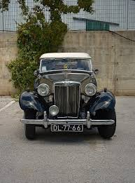 1953 mg td mk ii
