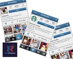 cara membuat akun instagram secara online kingpromosi com rajanya promosi online shop di instagram