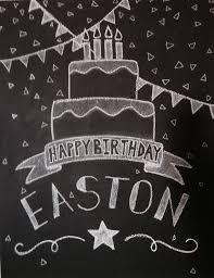 birthday chalkboard birthday chalkart chalk chalkboards birthdays