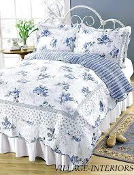 Coverlet Bedding Sets Blue Quilt Bedding Set Blue Brown Quilt Bedding Quilt Coverlet