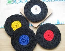 halloween coasters ghoulish knitting top halloween knitting patterns
