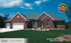 home design basics mansfield 1539 traditional home plan at design basics