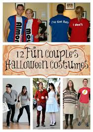 Nut Halloween Costume 12 Fun Couples Halloween Costume Ideas Love Disorganized