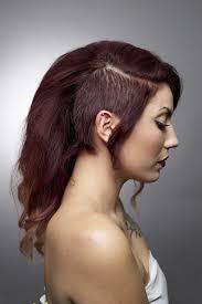 Frisuren Lange Haare Rot by Undercut Frisuren Der Umstrittene Modetrend In Bildern