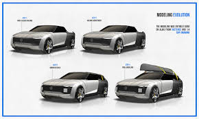 audi ute volkswagen varok concept hsv inspired ute created by french duo