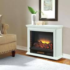Infrared Electric Fireplaces by White Electric Fireplaces U2013 Vadeinc Us