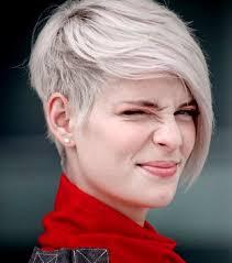 how to trim ladies short hair short haircut with long bangs hair cutting women youtube
