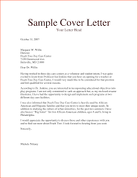 Child Care Worker Cover Letter Sample Direct Care Worker Cover Letter