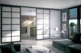 porte coulissante separation cuisine une porte coulissante et votre pièce change laverite be