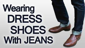 3 rules on wearing dress shoes with jeans pairing denim u0026 men u0027s