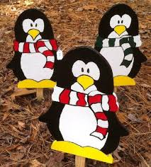 Christmas Cutout Decorations 50 Adorable Penguin Christmas Decorations From Pinterest Pink Lover