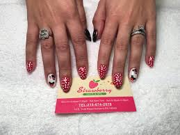 strawberry nails and spa home facebook