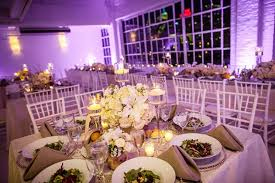 small wedding venues nyc a glamorous winter wedding at studio450 in new york brides