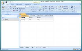 membuat form login dengan ms access 2007 form login dengan hak akses pada vb net blog bashkara