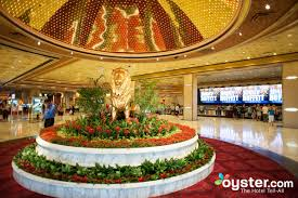 Las Vegas Map Of Hotels by Map Of Mgm Grand Hotel U0026 Casino Las Vegas Oyster Com