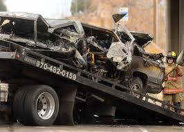 the six causes of car crashes