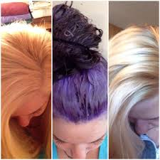 over the counter purple hair toner best products for toning down brassiness in blonde hair outside