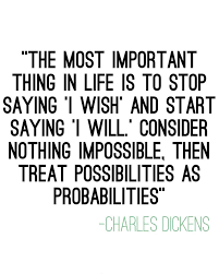 Wish Quotes Sayings Consider Nothing Impossible The Daily Quotes