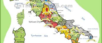 Foggia Italy Map Map Italy Map Of Italy Tourist Places In Italy Italy Rail Map And