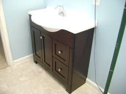 Cheap Fitted Bathroom Furniture by How To Finish A Basement Bathroom Vanity Plumbing