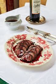 cuisine cassis grilled duck breast with black currants and cassis taste