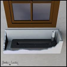 How To Make Self Watering Planters by Self Watering Window Boxes U0026 Flower Boxes Hooks U0026 Lattice