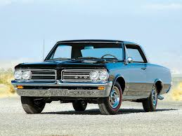 Pontiac Muscle Cars - the top 10 orphan brand muscle cars of all time