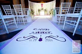aisle runners wedding decorations poems and phrases for aisle runners and
