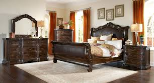 Valencia Bedroom Set Rooms To Go Valencia Sleigh Bedroom Set Art Furniture Furniture Cart