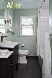 would you put wood floors in your bathrooms small bathroom