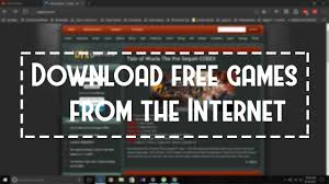 how to download free games youtube
