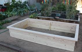 What Type Of Wood For Raised Garden - raised bed gardening how to start five little homesteaders
