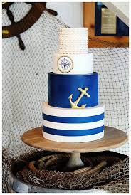 nautical themed wedding cakes nautical inspired wedding featured on california wedding day