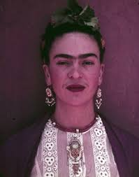 frida earrings frida kahlo jewellery kaleidoscope effect