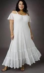 plus size white summer dress naf dresses