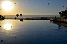 sunrise view museum hotel cappadocia where in the world is paradise